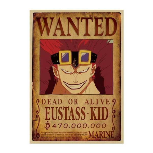 poster one piece kid