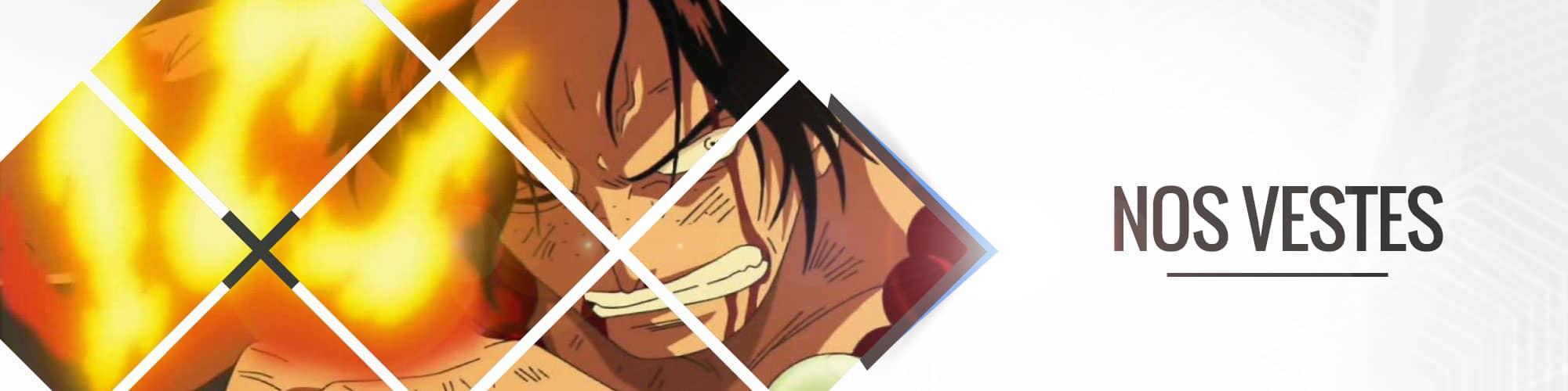 Vestes One Piece