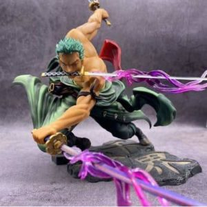 figurine one piece zoro