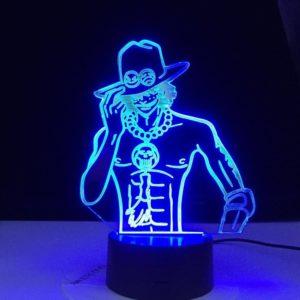 lampe one piece ace
