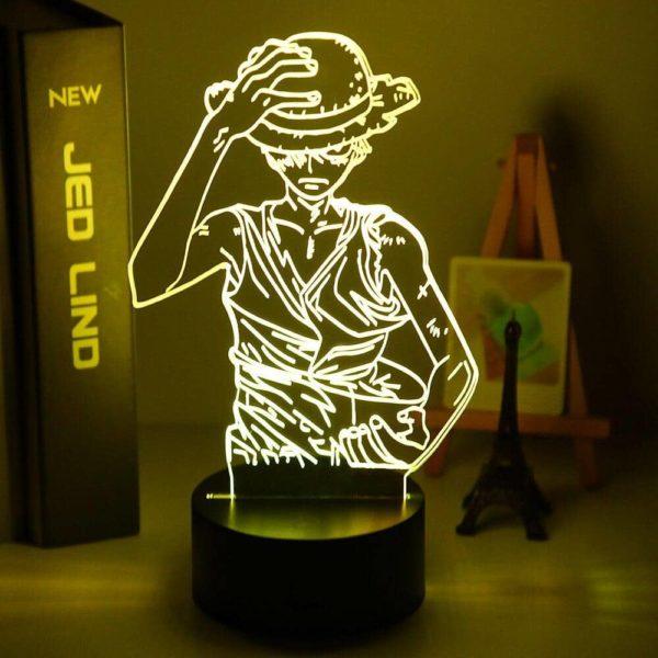 lampe one piece luffy