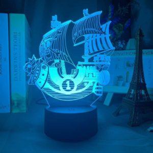 lampe one piece bateaux