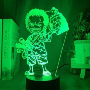 lampe one piece zoro