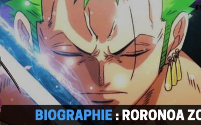 One Piece : Roronoa Zoro