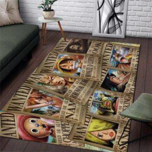 tapis one piece mugiwaras