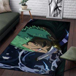 tapis one piece roronoa zoro