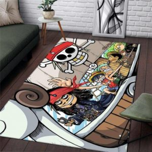 tapis one piece vogues merry