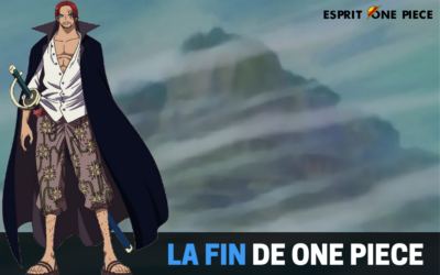 La fin de One Piece