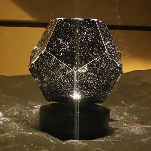 Projecteur-galaxie-360° lumineux