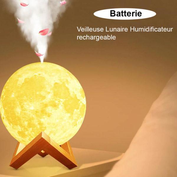 Lampe-lunaire-LED-diffuseur-d'arôme