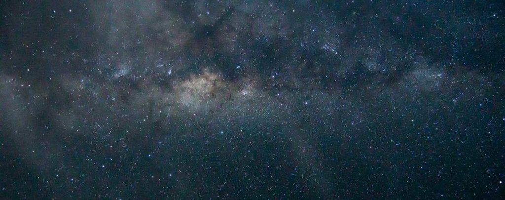 Fond galaxie lointaine