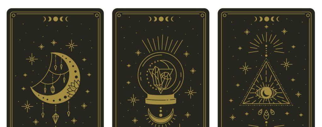 Signe de carte dans le tarot