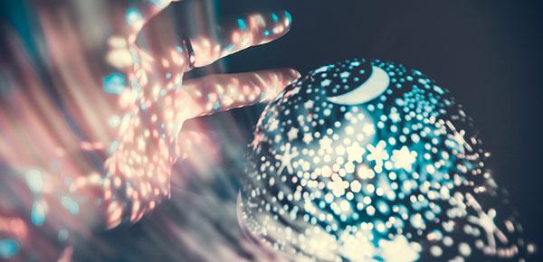 Projecteur-galaxie-décoration-acceuil