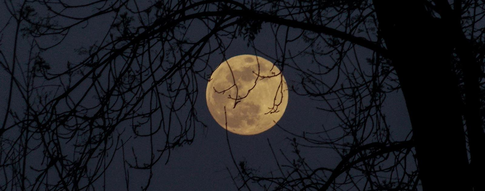 lune caché