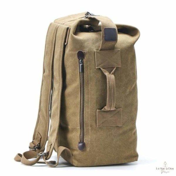 Sac à Dos Alpin - New style Khaki / Small 26x45x20cm - Sacs