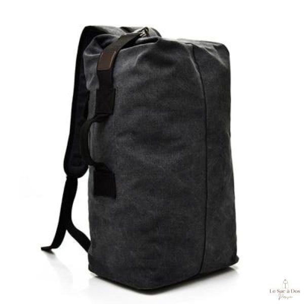 Sac à Dos Alpin - Old style Black / Small 26x45x20cm - Sacs