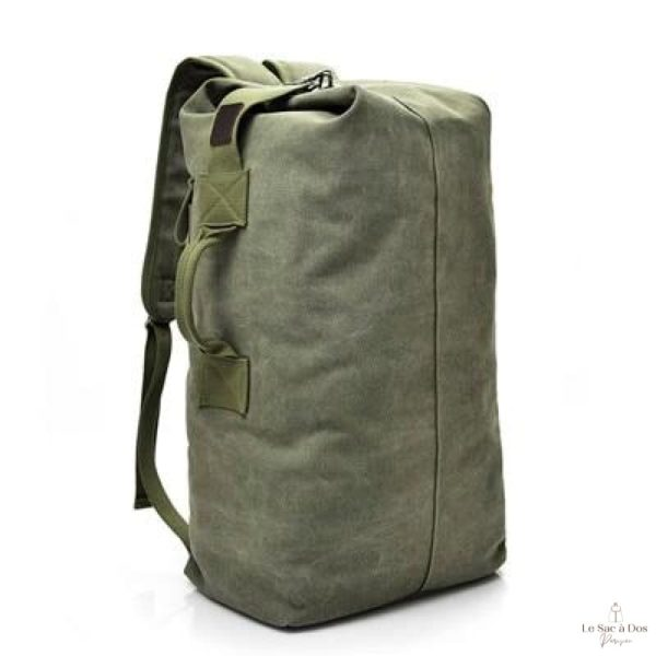 Sac à Dos Alpin - Old style Green / Small 26x45x20cm - Sacs