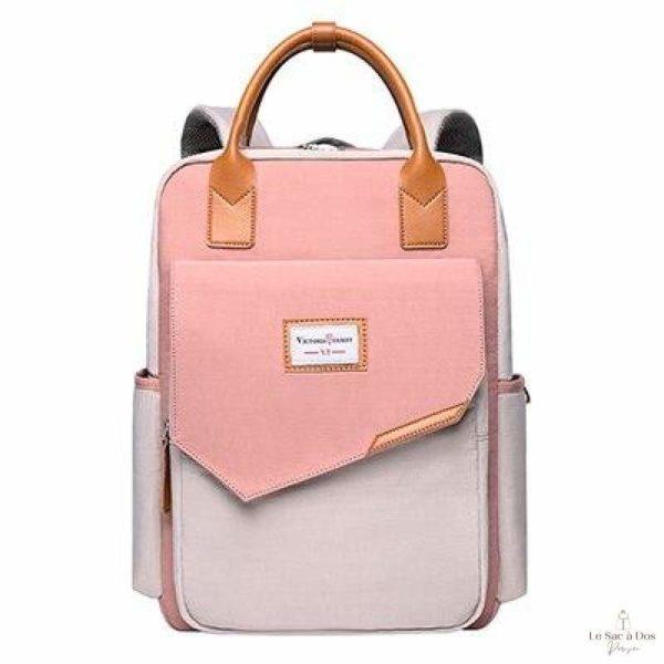 Sac à Dos Baotou pour Femme - T2101-Pink - Sacs à dos