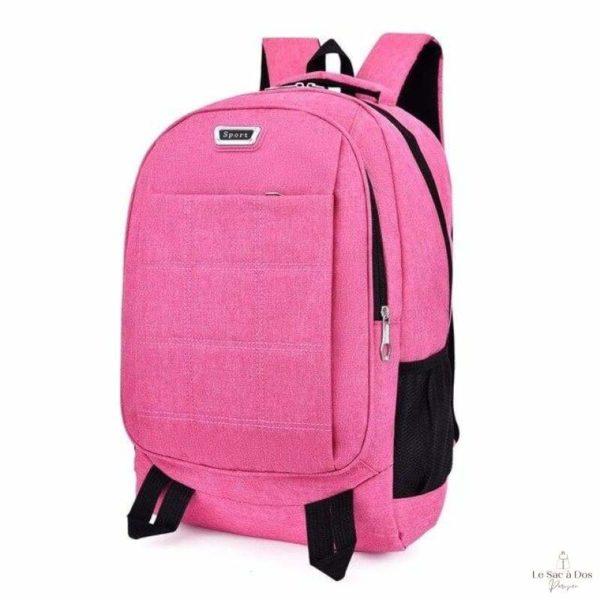 Sac à dos Classique Omsk - Pink - Sacs d'école