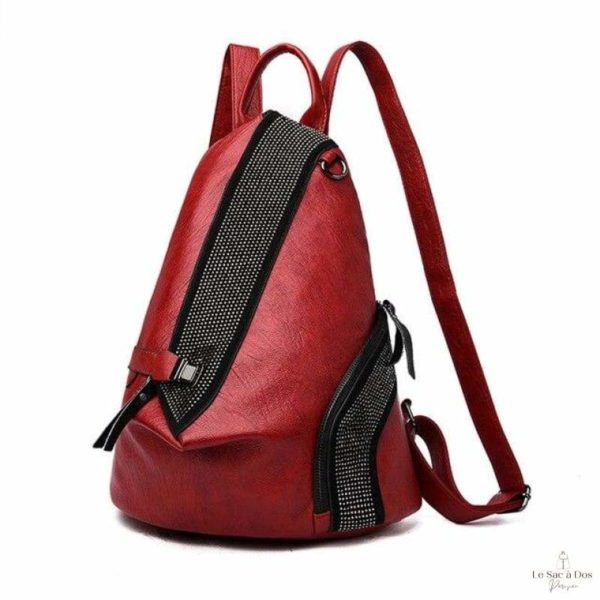 Sac à Dos Double Chic - Red - Accueil
