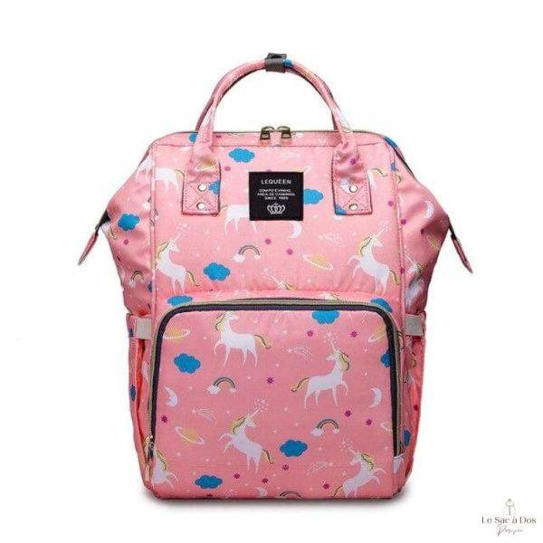 Sac à Dos Maternité Maranhao - pink unicorn - Sacs à couches