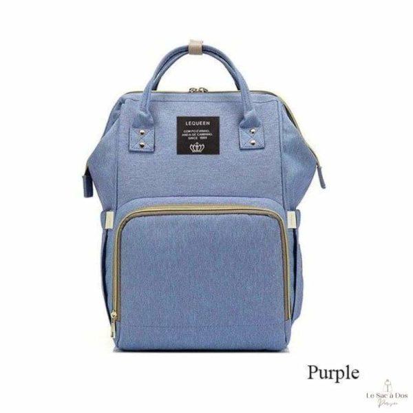Sac à Dos Maternité Maranhao - purple - Sacs à couches