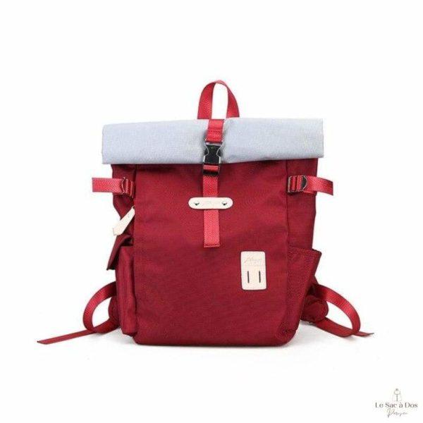 Sac à Dos Tenaya pour Femme - Rouge / China / 42x28x12cm