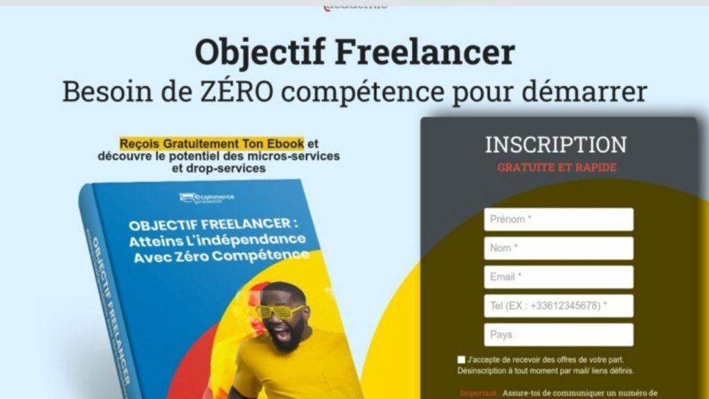 Objectif Freelancer - 16 idées de business en ligne que tout le monde peut lancer