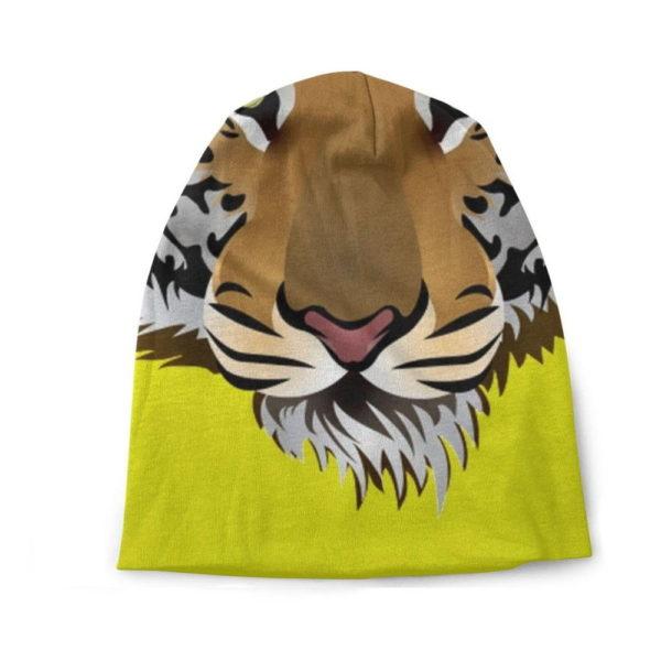 bonnet tigre museau