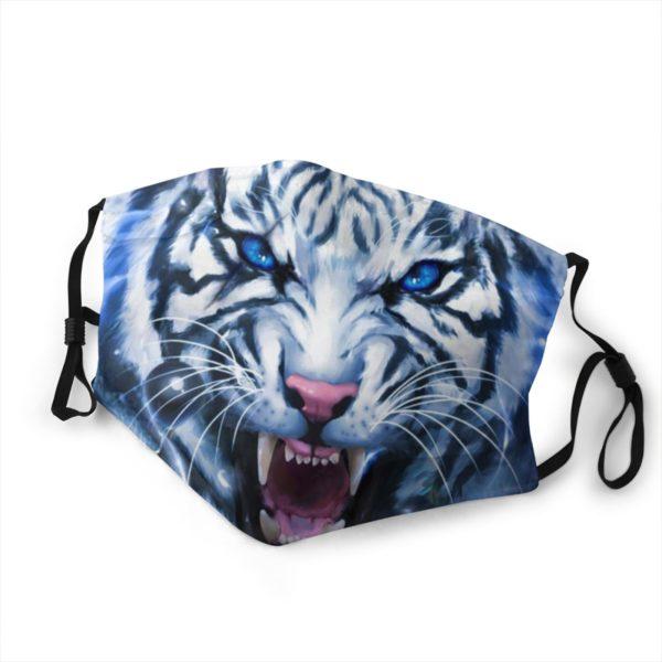 Masque Tigre Ancestral
