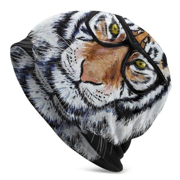 bonnet tigre intellectuel