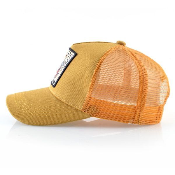 casquette tigre angry