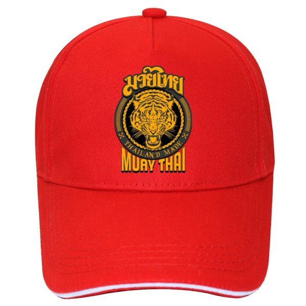 Casquette Tigre Muay Thai