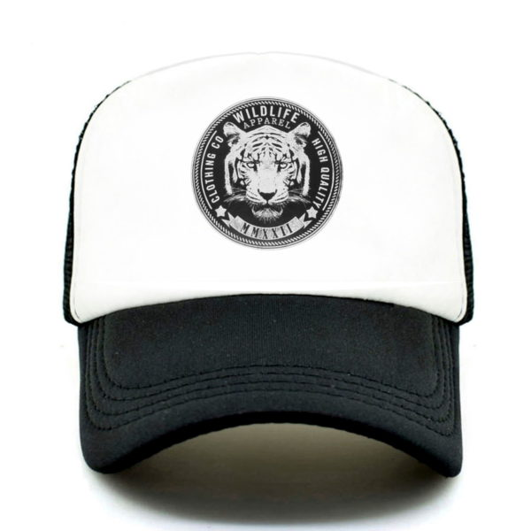 Casquette Tigre Wild Life