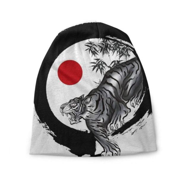 bonnet tigre japonais