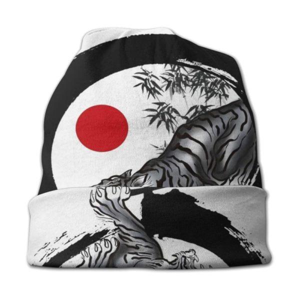 bonnet tigre japonais situation
