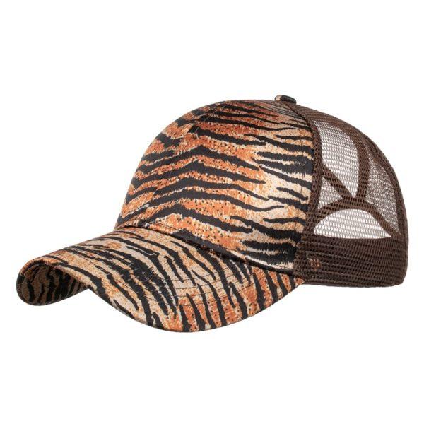 Casquette Tigre Fourrure