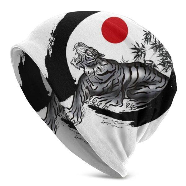 bonnet tigre japonais profil