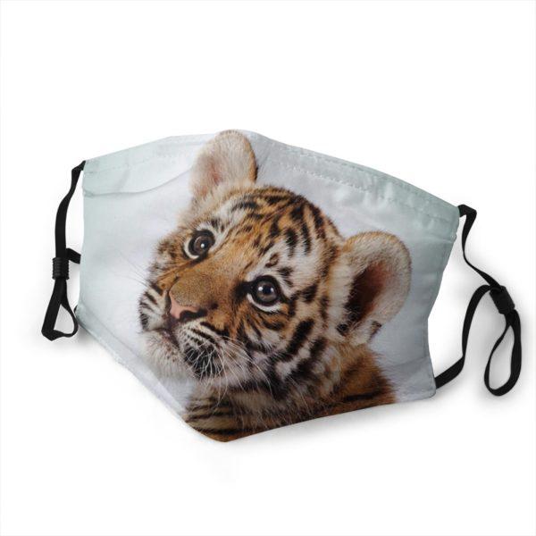 masque tigre petit tigrou