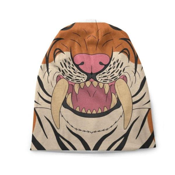 bonnet tigre dent de sabre