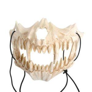 Masque Tigre Crocs du Fauve