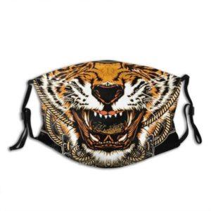 Masque Tigre Gueule du Fauve