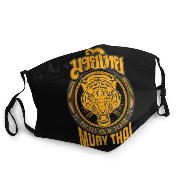 Masque Tigre Muay Thai