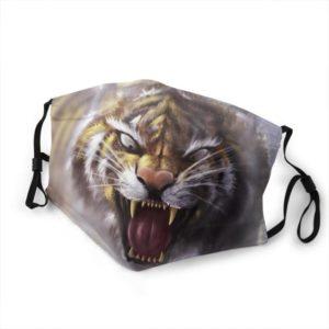 Masque Tigre Furie Bestial