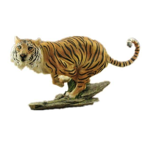 Statue Tigre Chasse