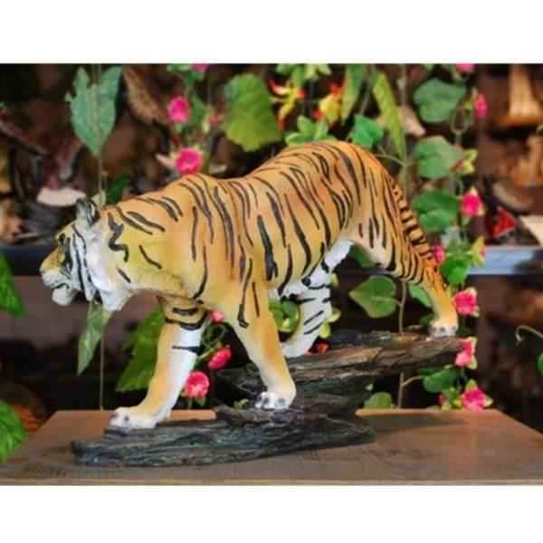 Statue Tigre Doux Félin 1