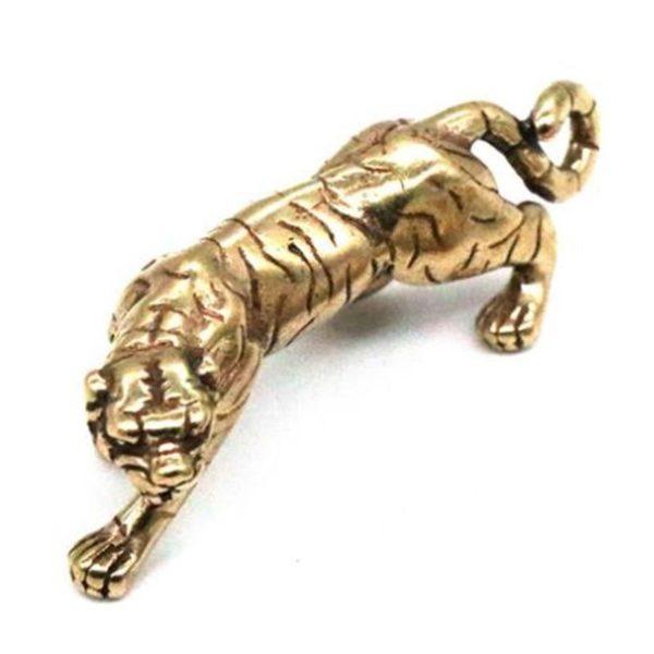 Statue Tigre Fauve