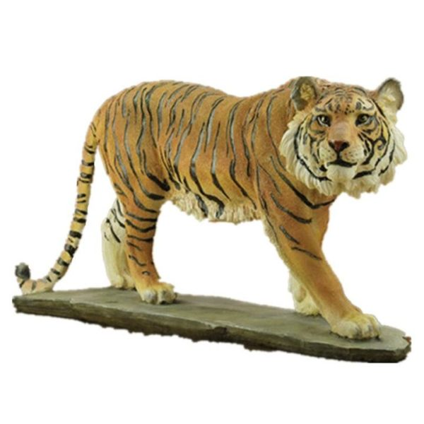Statue Tigre Force Tranquille