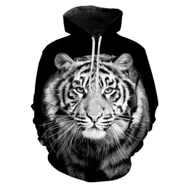 Sweat Tigre Force Tranquille
