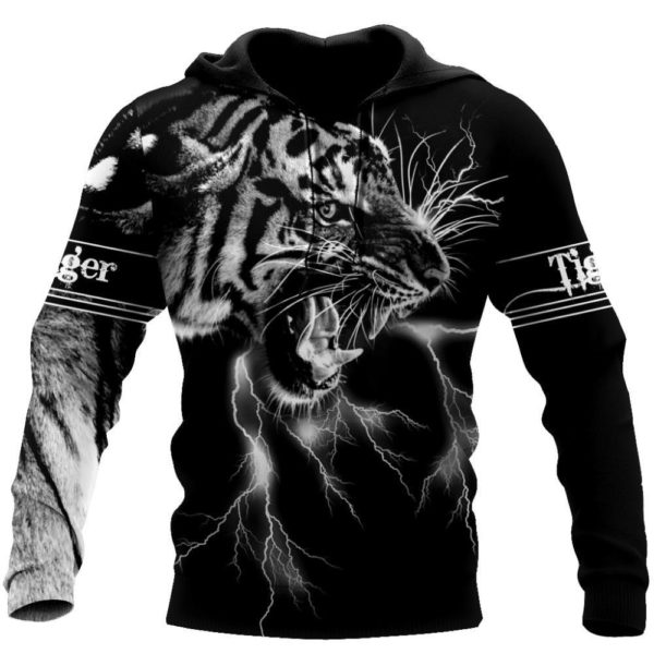 Sweat Tigre Foudre
